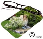 Personalised Glasses Spectacles Case With Photos Text etc